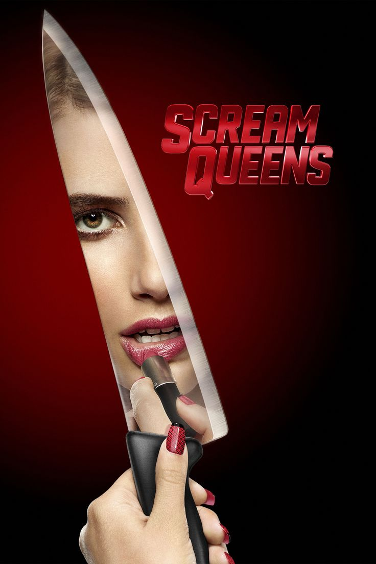 Scream Queens S1 Promotional Poster