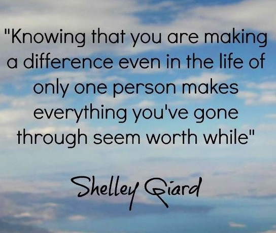 Inspirational Quotes About Positive: Quotes About Making A Difference. QuotesGram