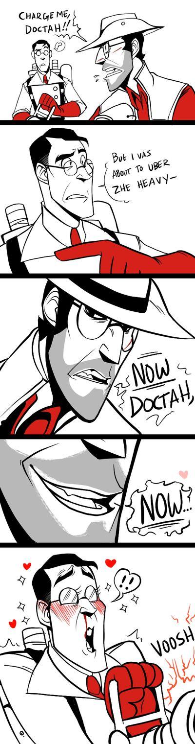 Now, Doctah... by Fluro-Knife on DeviantArt