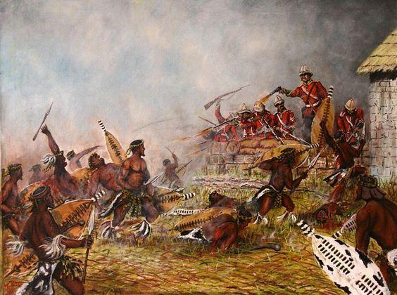 Battle of Rorkes Drift, 1879