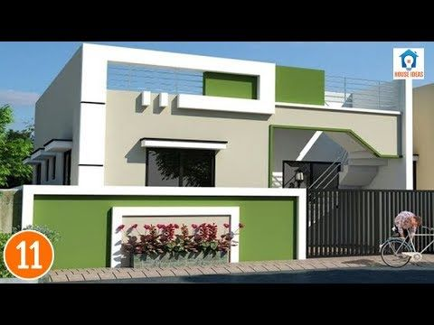 Wonderful Individual Houses Modern Front Elevations || Single Floor Home Designs ||  House Elevations   02   YouTube