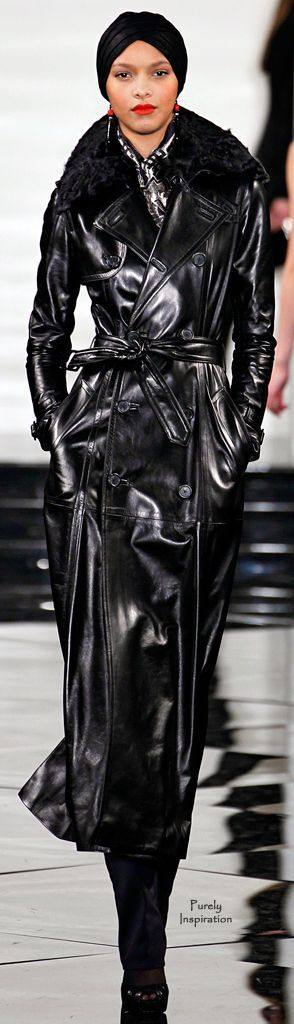 Ralph Lauren FW2011   Purely Inspiration http://www.style.com/fashion-shows/fall-2011-ready-to-wear/ralph-lauren/collection
