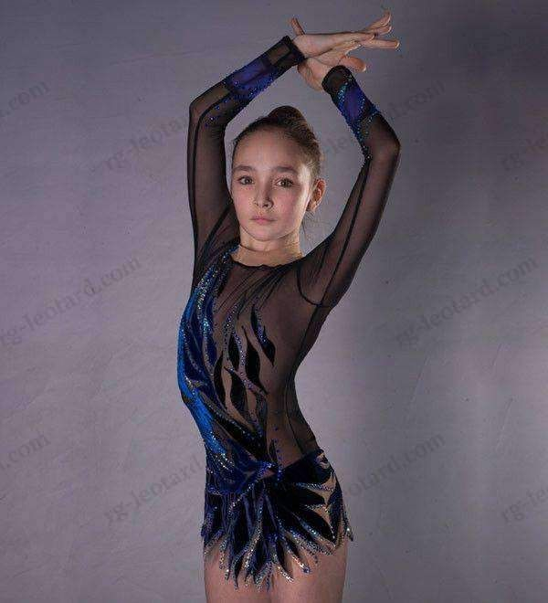Shadow of the Wind, Competition Leotards, pic 2