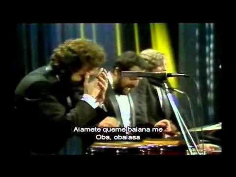 Pequeño fragmento de Les Luthiers; la Cantata de Don Rodrigo Díaz de Carrera…
