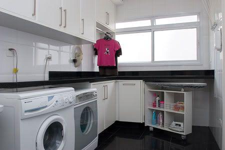 Lavanderias Planejadas Fotos – Para ter uma casa bonita, é preciso seguir todas as tendências de decoração.