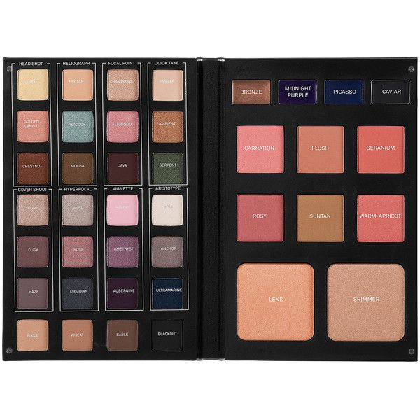 Smashbox The Master Class Palette II ($59) ❤ liked on Polyvore featuring beauty products, makeup, eye makeup, eyeshadow, beauty, creme eyeliner, smashbox eye shadow, smashbox eyeshadow, smashbox eye makeup and smashbox