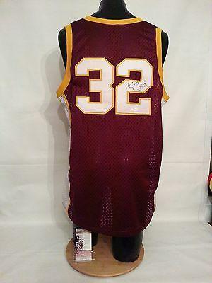 OJ Mayo Signed Autographed USC Trojans Burg XL Basketball Jersey H46305