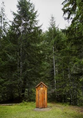 How To Build An Outdoor Toilet