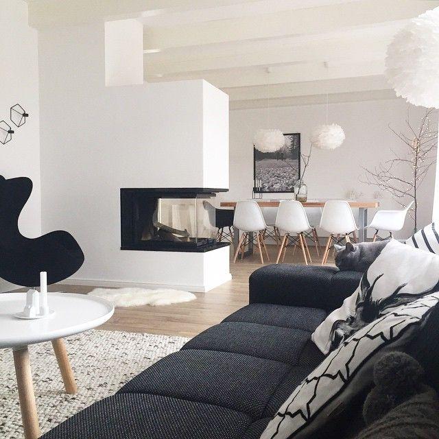 118 besten Wohnzimmer Bilder auf Pinterest Farbkombinationen - wohnzimmer schwarz wei