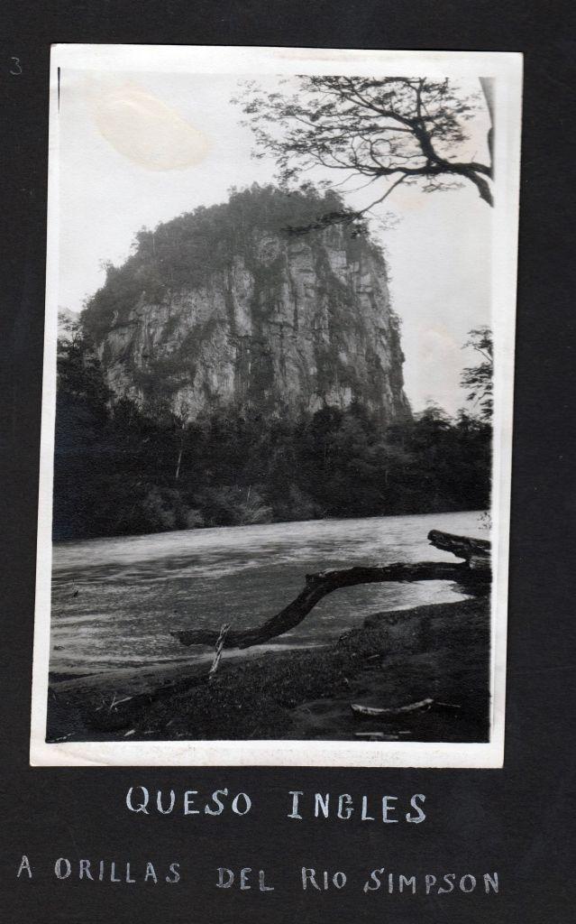 Cerro Queso Inglés. Reserva Nacional Río Simpson