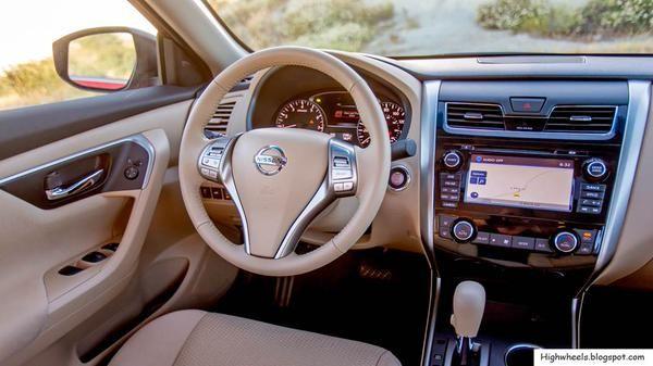2015 Nissan Altima® | Nissan USA