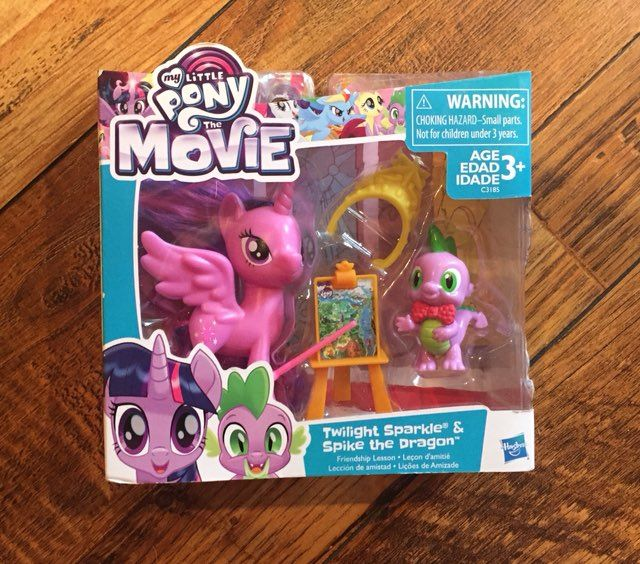 5 PACK LOT Trading Card Fun My Little Pony Series 4