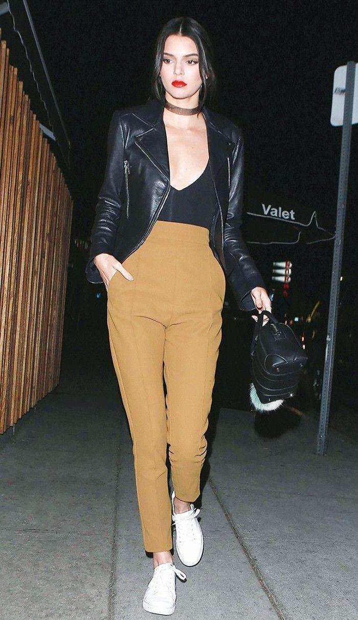 5 Jacket Styles Every Model Loves to Wear via @WhoWhatWear