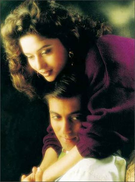 Hum apke hain koun - Bcoz unconditional love happens :)