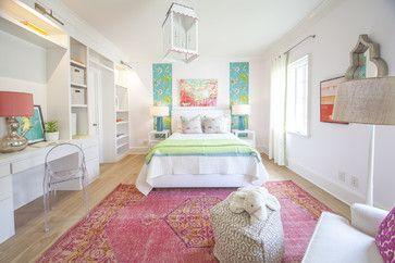 Best Paint Colors for Children's Rooms via Remodelaholic.com