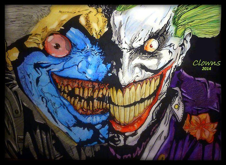 Clowns (Todd McFarlane)