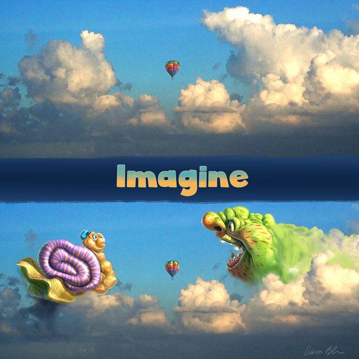 http://images.fineartamerica.com/images-medium-large-5/imagine-snail-and-ogre-aaron-blaise.jpg