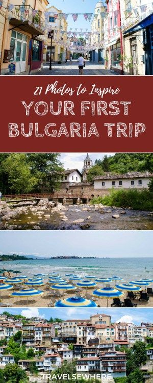 The beautiful country of Bulgaria in southern Europe has an enviable balance of nature, geography, antiquity and cities to its name. Hopefully these photos will inspire your first Bulgaria trip. via @travelsewhere