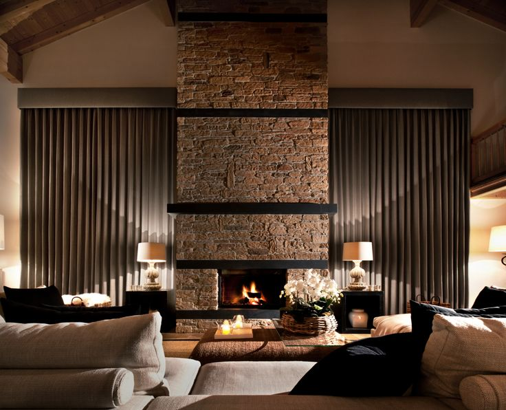 Cosy nights in Klosters...