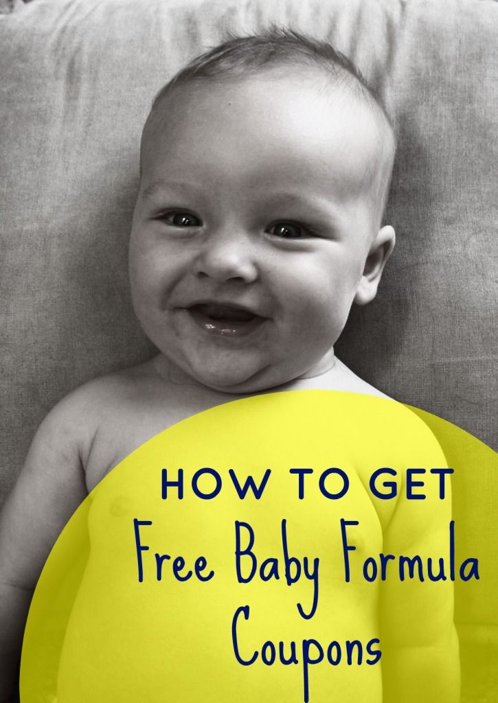 Do you need free Enfamil baby formula coupons? Here are two ways to get these free formula coupons and samples in the mail.