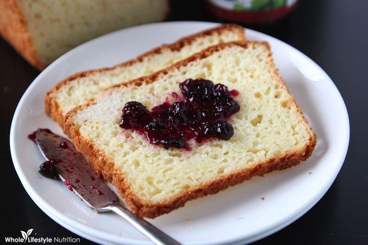 The Best Organic Gluten Free Bread Recipe Ever! | WholeLifestyleNutrition.com