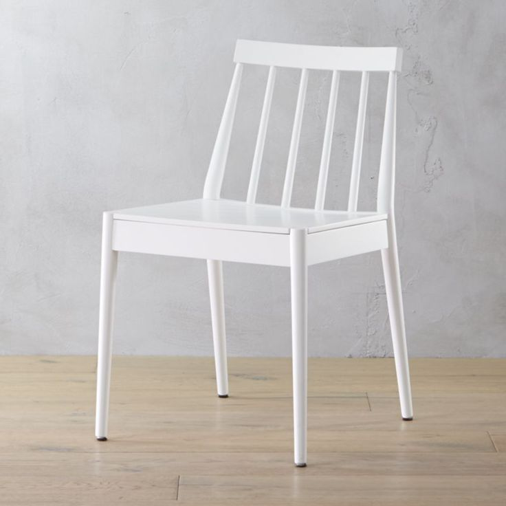 Hemstad White Chair. Dinning ChairsModern Dining Room ...