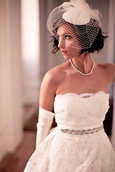 Wedding Veils vs Fascinators for 2015 ... ~ Hot Chocolates Blog #wedding #weddings #bride #veil #fascinator #dress www.hotchocolates.co.uk www.blog.hotchocolates.co.uk www.evententertainmenthire.co.uk
