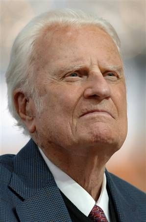 """My home is in Heaven,  I'm just traveling through this world.""   Billy Graham"