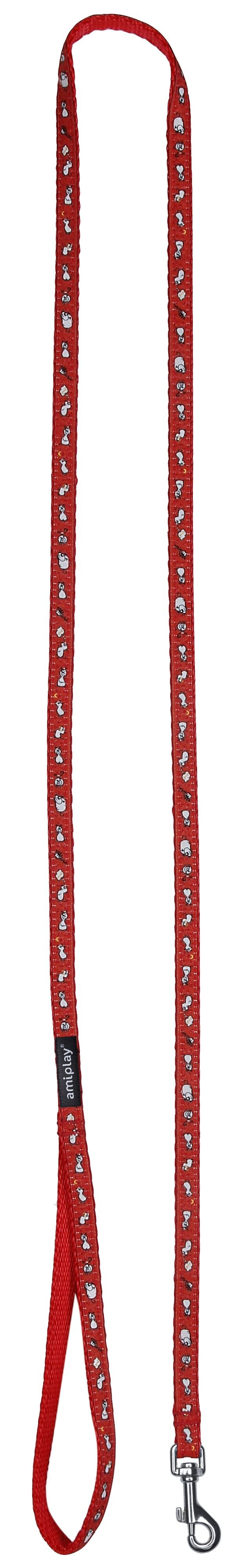 Amiplay Wink leash red