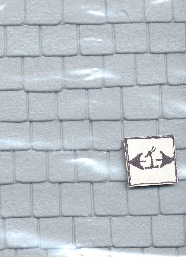 Plastic Slate Roof Sheet.