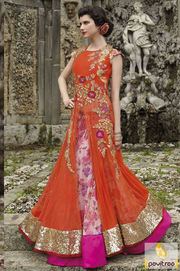 1000  images about Latest Fancy Gown and Floor Length Anarkali