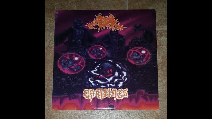 ALTAR / CARTILAGE - Ex Oblivione / The Fragile Concept of Affection ◾ (split 1992, Swedish and Finnish death metal)