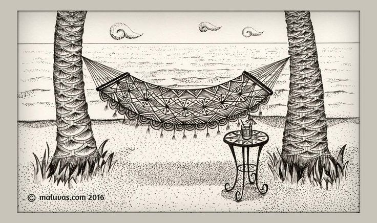 #inktober2016 day15 = relax