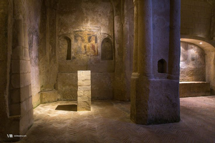 Madonna delle Virtù e San Nicola dei Greci | Matera, Civita 2013