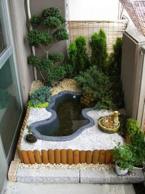 Title Com Imagens Jardins Pequenos Jardim Do