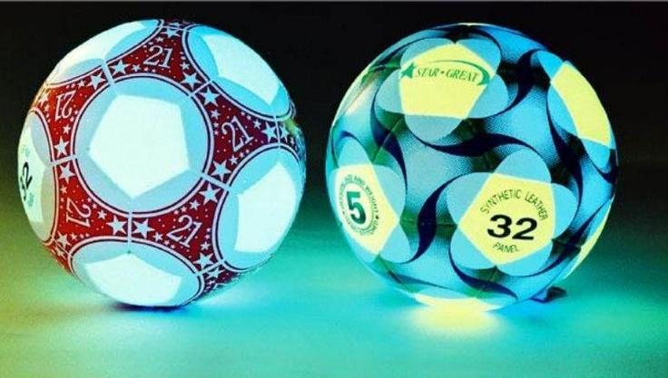 led footballs