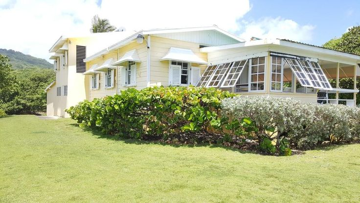 A tranquil vacation away from the crowds awaits at Cornwall Cottage overlooking the ruggedly beautiful east coast of Barbados