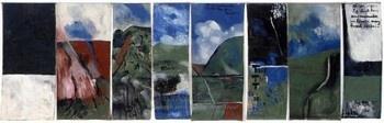 Northland Panels   Colin McCahon