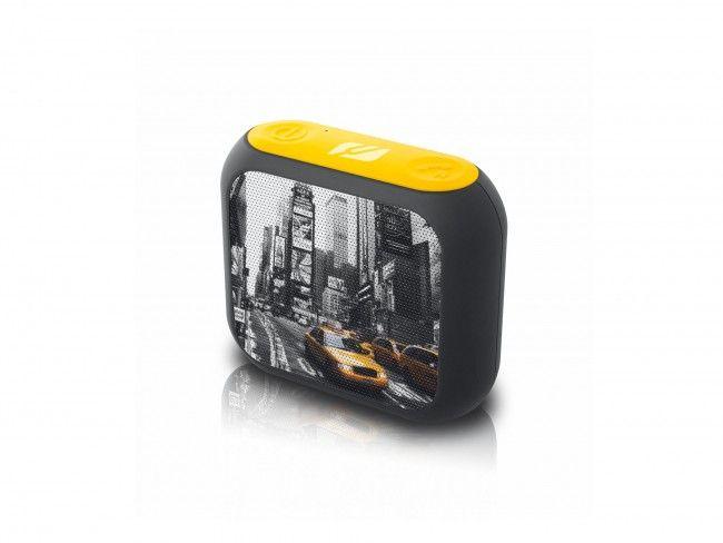 Muse M-312 NY - Bluetooth Speakers - 123platenspeler.nl