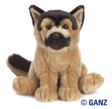 Webkinz Signature German Shepherd.If anyone sees one of these for $30.00 or less, pin this with a description!