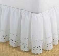 21 best faldas para tu cama images on Pinterest | Bed skirts