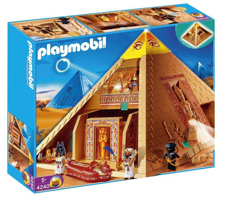 pyramide playmobil 4240