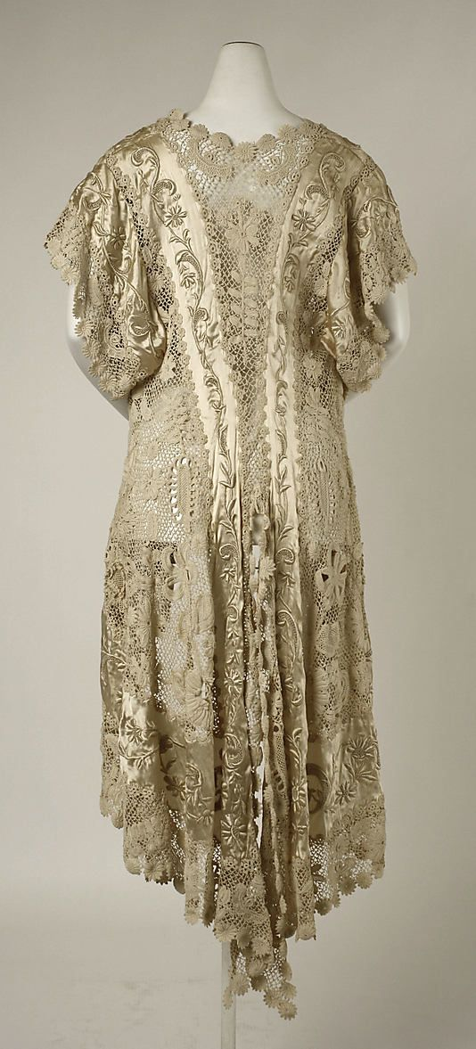 Bed jacket Date: early 20th century Culture: probably American