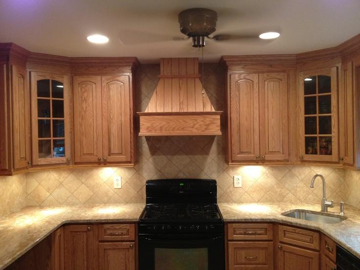Client designed kitchen
