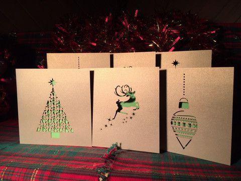 Sassy Christmas Card Pack – Swank Creations