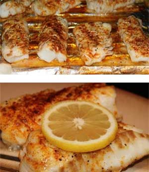Poor Mans Lobster (Butter-Baked Cod) recipe