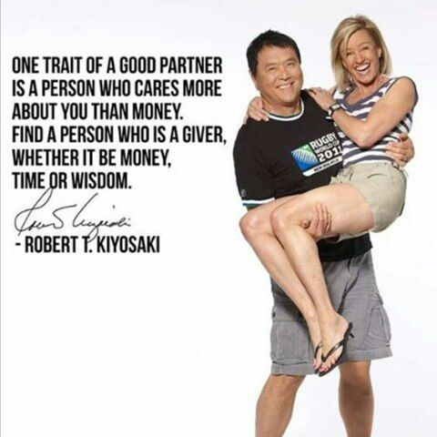 Who would care more about you than money; more than your very own significant other?  The Beauty of Being in Love and in Business  #richdadpoordad #robertkiyosaki #motivation #motivationalmemes #successmemes #couplememes #relationshipgoals #powercouplegoals #business #familybusiness #realestate #realestatelife #realestatememes #realestateinvestor #noviceinvestor #beginnerinvestor #beginnerrealestateinvestor  #selfeducatinginvestor #futurerealestateinvestor #entrepreneur #businessowner…