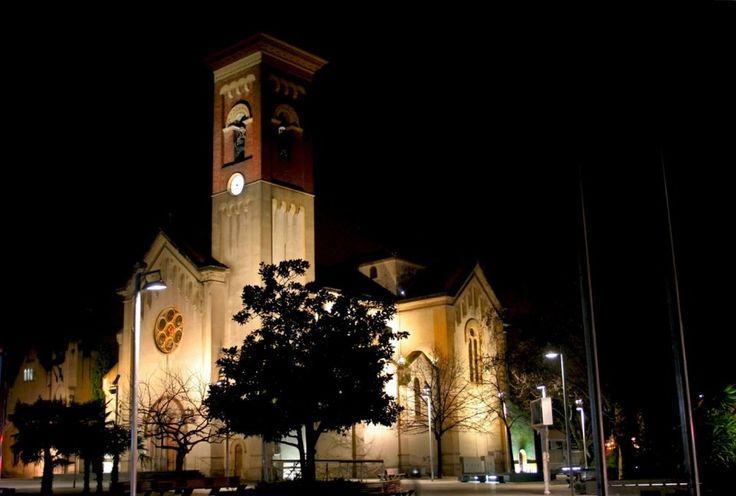 Església de Cerdanyola del Vallès en Cerdanyola del Vallès, Cataluña