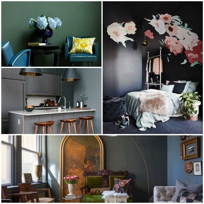 """zu """"Farbgestaltung Wände auf Pinterest Farbgestaltung, Kreative ..."""