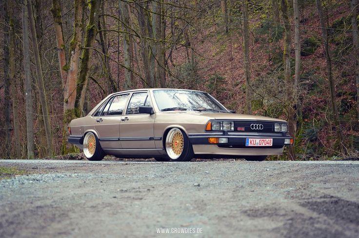 Audi 200 5E - Audi Classic  www.crowdies.de